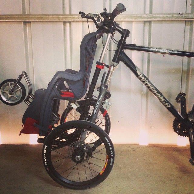 die besten 25 fahrrad kindersitz ideen auf pinterest dreirad fahrrad lastenfahrrad und fixie. Black Bedroom Furniture Sets. Home Design Ideas