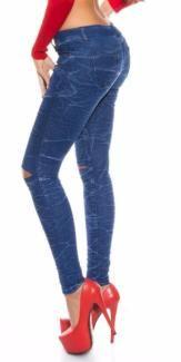 Sexy Skinny Jeans mit Riss am Knie Damen Hose Jeanshose 38 M Neu in Altona - Hamburg St. Pauli | eBay Kleinanzeigen