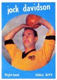 12. Jock Davidson Hull City