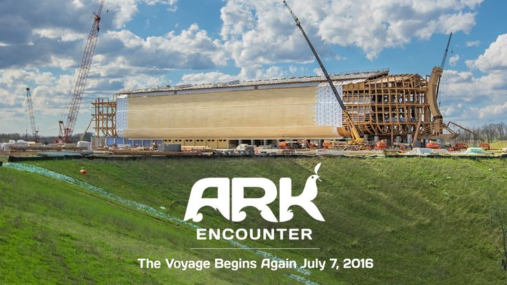 What Will You Experience When You Visit the Ark?   Ark Encounter - March 23, 2016