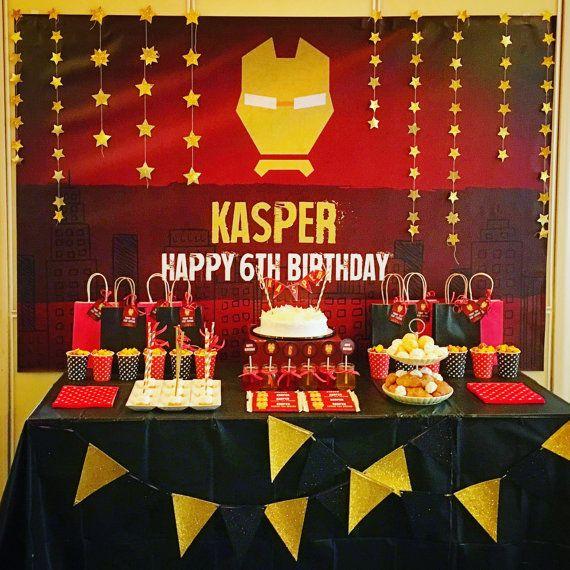 B5a54c62ed27d930cbd8295cfc58d8d7 Superhero Backdrop Birthday