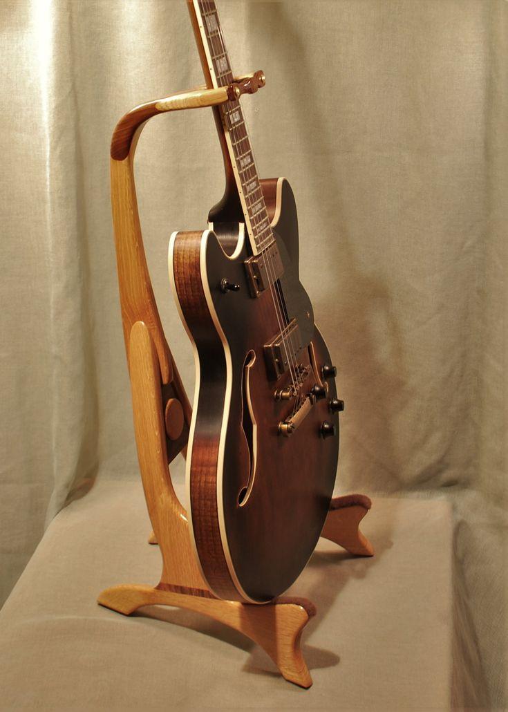 43 best guitar stands images on pinterest guitar stand guitars and mandolin. Black Bedroom Furniture Sets. Home Design Ideas