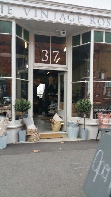 the vintage rose shop launceston