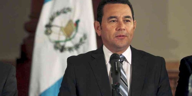 "Top News: ""GUATEMALA POLITICS: Jimmy Morales Rejects Coup Rumors"" - http://politicoscope.com/wp-content/uploads/2017/02/Jimmy-Morales-GUATEMALA-POLITICS-HEADLINE-NEWS.jpg - Guatemalan President Jimmy Morales rejected rumors of a possible coup d'etat, shortly after his brother and elder son were sentenced to house arrest while being investigated for fraud.  on World Political News - http://politicoscope.com/2017/02/17/guatemala-politics-jimmy-morales-rejects-coup-rumors/."