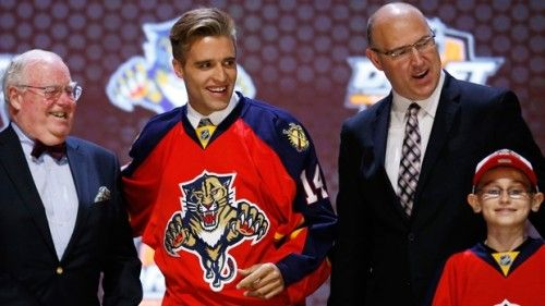 Florida Panthers Keep First Overall Pick And Select Aaron Ekblad
