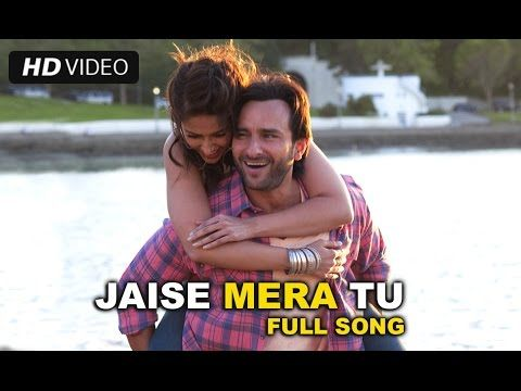 Jaise Mera Tu Official Full Song Video | Happy Ending | Saif Ali Khan,  Ileana