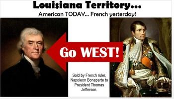 louisiana purchase thesis Louisiana purchase: overview of the louisiana purchase, the acquisition of the western half of the mississippi river basin from france by the united states in 1803.