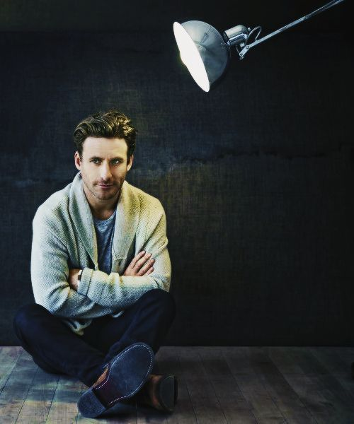 Dean O'Gorman  Don't ever put Dean in the corner. He's too adorable for the corner, just look at his face!