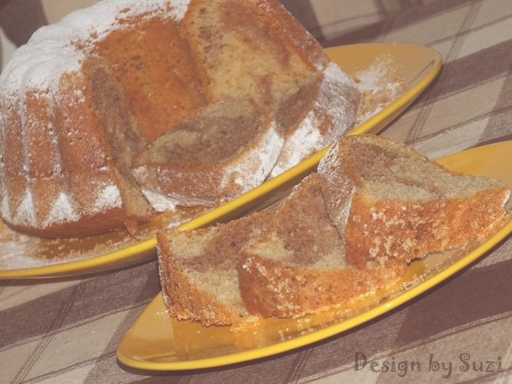 Bábovka / Fancy cake