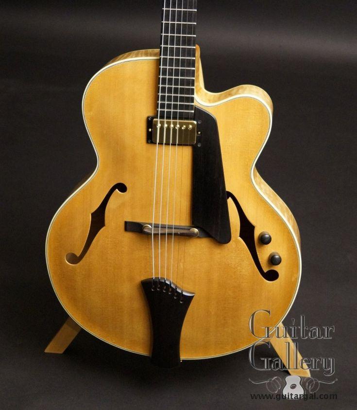 Kim Walker Archtop Guitar