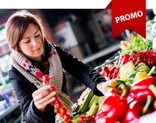 Almaverde Bio Market - Punti vendita