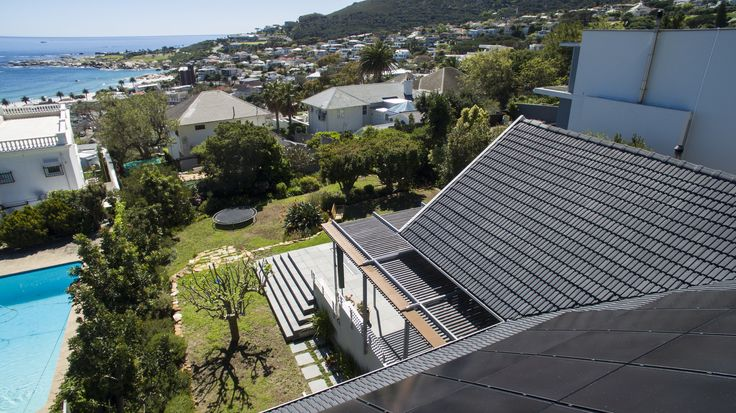 Solar P.V Installation - Green Homes in Cape Town #PowerYourself