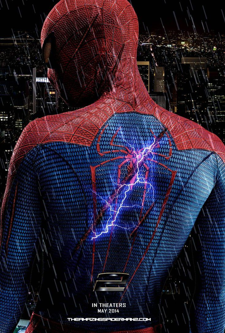 amazing spiderman 2 posters | the_amazing_spider_man_2_official_movie_poster_version_1 « UPCOMING ...