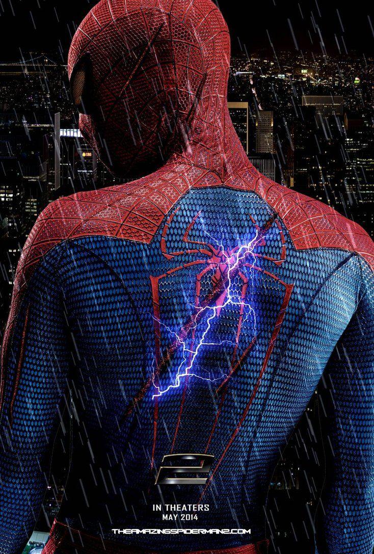 The amazing spiderman 2 movie