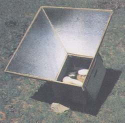 Solar Oven Pic