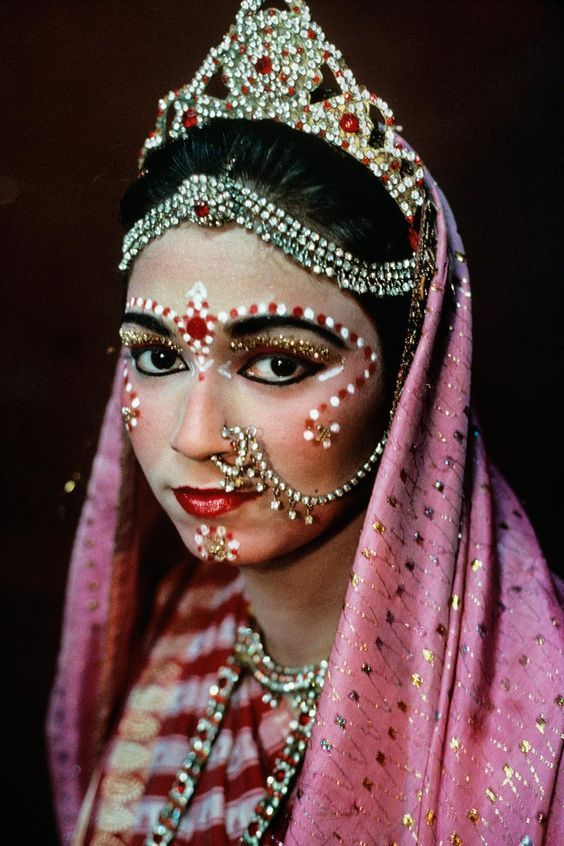 Faces of India - by photographer Steve McCurry
