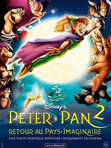 *PETER PAN 2: Return to Neverland, 2003 | PETER PAN 1953 ...
