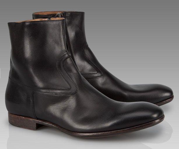 Paul Smith Tudor Boots    I love men in boots!!