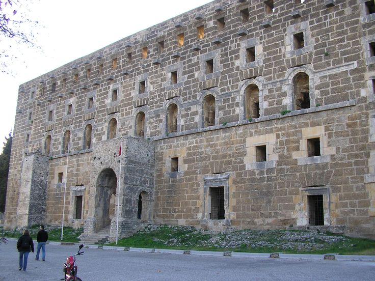Teatro de Aspendos. Turquia