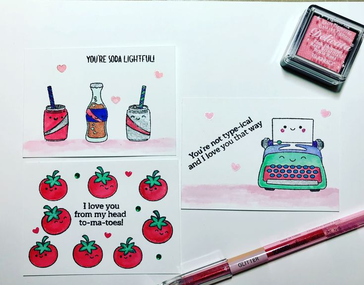 #simonsaysstamp valentine card kit