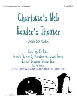Fun readers' theater to use with third graders! I love how there are enough parts for every student!