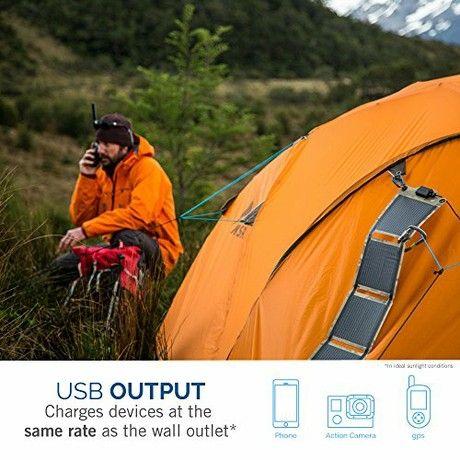 EnerPlex Kickr IV Rugged Portable Solar Charger