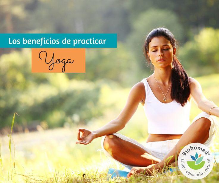 El #yoga, con sus diversas modalidades integra la parte física, espiritual y meditativa de nuestro cuerpo y tiene grandes y beneficios en nuestro #bienestar integral. Enterate de mucho más --> http://bit.ly/1P5SwWU #CasaBiohomed #LoveYourSelf