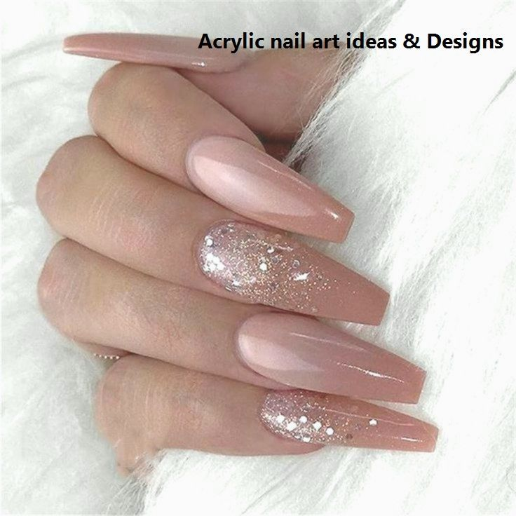 20 Great Ideas How To Make Acrylic Nails By Yourself 1 In 2020 Ballerina Nails Designs Ballerina Nails Ombre Acrylic Nails