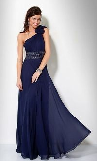 vestidos de gala con un solo hombro2