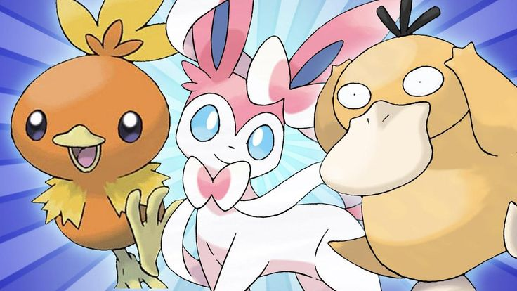 Pokemon Creator Picks His 6 Favourites Junichi Masuda himself introduces his six favourite Pocket Monsters of all time. October 19 2016 at 04:00PM  https://www.youtube.com/user/ScottDogGaming