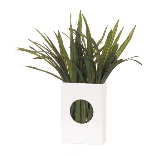 Rectangle Hole Vase £24.99