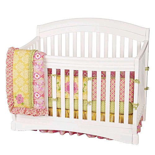 """Solutions by Kids R Us Curved Crib - White - Solutions by Kids 'R' Us - Babies """"R"""" Us"""