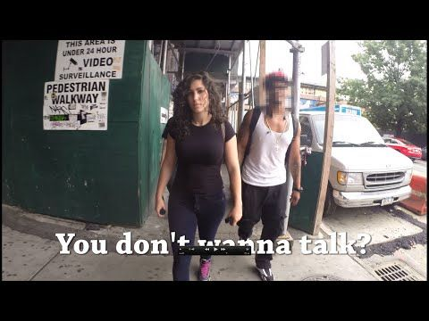 This Upsetting Video Shows One Woman's Street Harassment In A Single Day