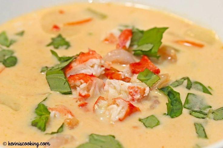 Une soupe de crabe à la thaïlandaise, ça tente quelqu'un ? :) => http://ow.ly/sJVf309HxWT