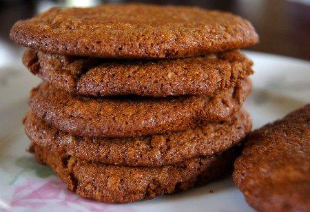 Suikervrije en glutenvrije Bastogne koeken van rijstmeel