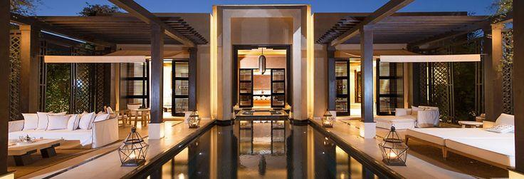 Mandarin Oriental, Marrakech ouvre ses portes #mandarin #marrakech #luxuryhotels