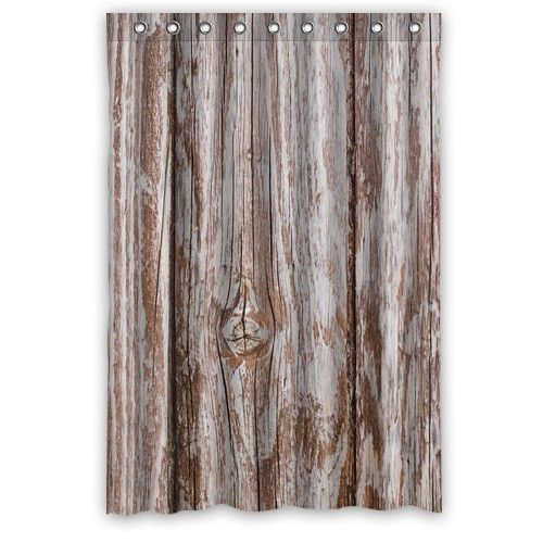 17 Best ideas about Rustic Shower Curtains on Pinterest | Small ...