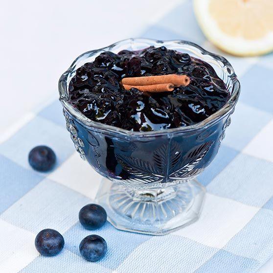 Mustikkahillo - Reseptejä