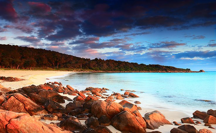 Meelup Beach, near Dunsborough, Western Australia