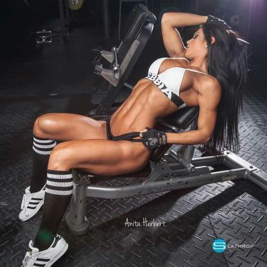 There's no such thing as a physically weak woman! Just women who haven't trained their power to come to the surface! Fitness Motivation! It feels good! It looks good! It's how we are meant to live! Healthy! Fit! Awesome physique! Great definition! The human body is a beautiful work of creation! Hard work, dedication, and discipline strikes again! Doesn't it motivate you to work towards a better version of yourself? Fitness is a lifestyle choice! You decide, you get started, and then you keep…
