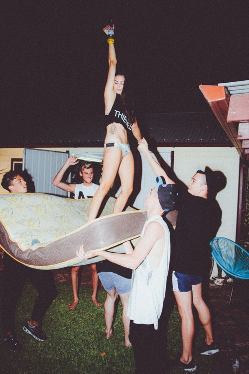 Teenage House Parties Tumblr