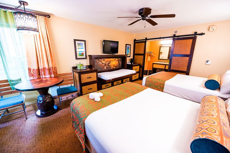 Disney's Caribbean Beach Resort is a Moderate Resort hotel at Walt Disney World with a tropical theme. As of early 2015, Caribbean Beach has completed its