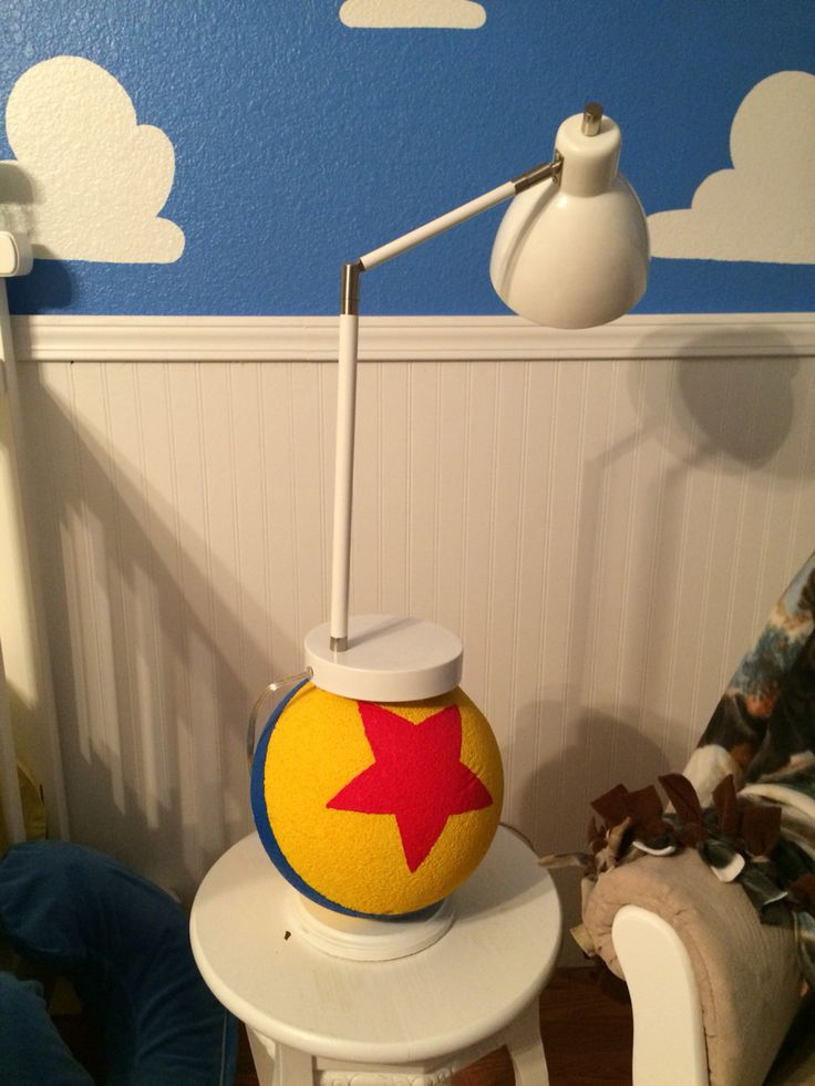 Luxo Jr Lamp Disney Room Decor Toy Story Room Toy Story Bedroom
