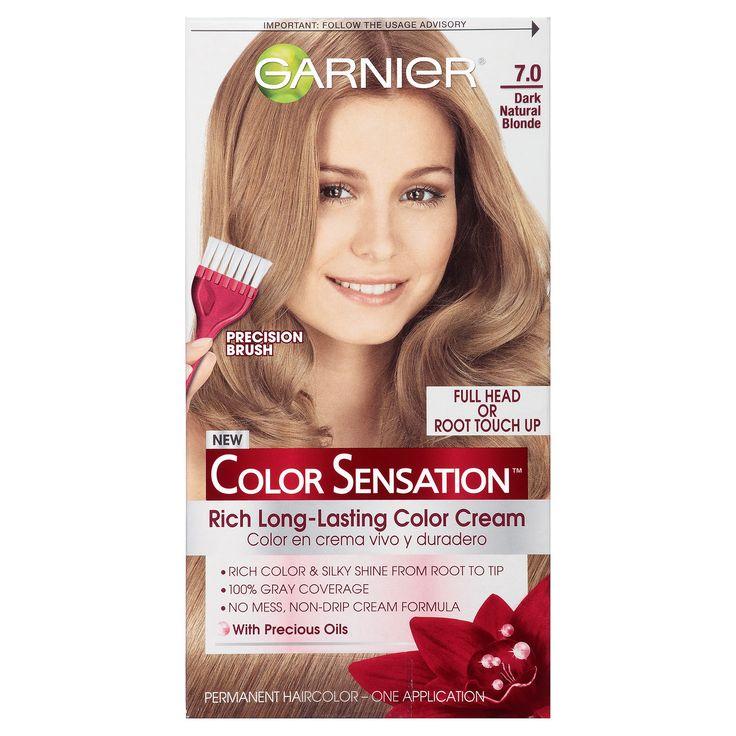 Best 25+ Garnier Color Sensation Ideas On Pinterest