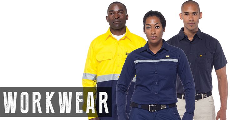Cat WorkWear Engineered to Last Longer, Work Harder , and Perform Better.