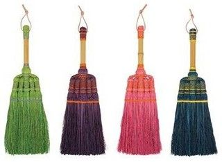 Short Broom - eclectic - mops brooms and dustpans - by The Contemporary Home