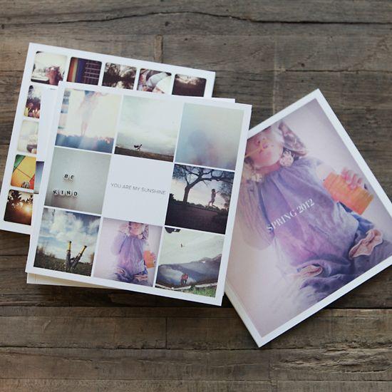 Instagram photo books