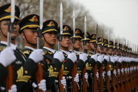 China Just Deployed 150000 Troops to North Korean Border In Preparation For U.S Attack On N. Korea  News #news #alternativenews