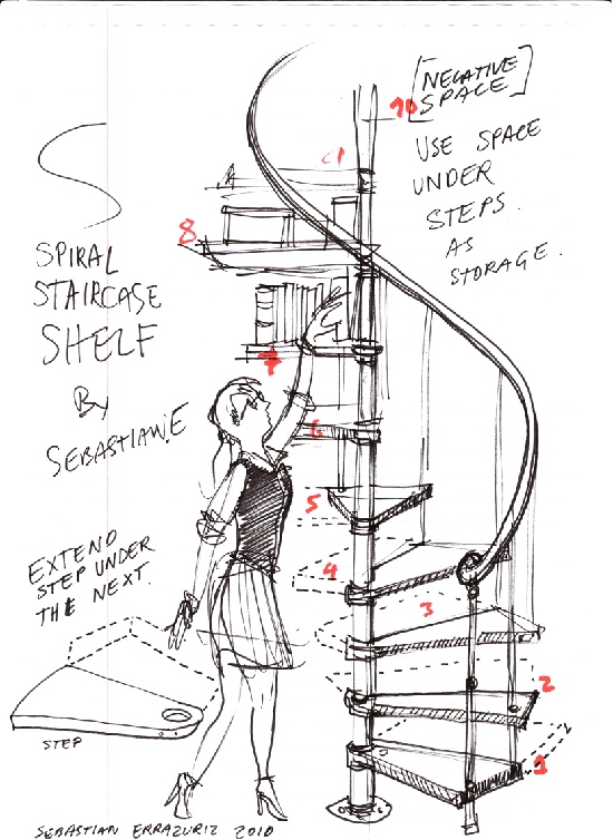 Best 17 Best Images About Spiral Stairs On Pinterest Ladder 400 x 300