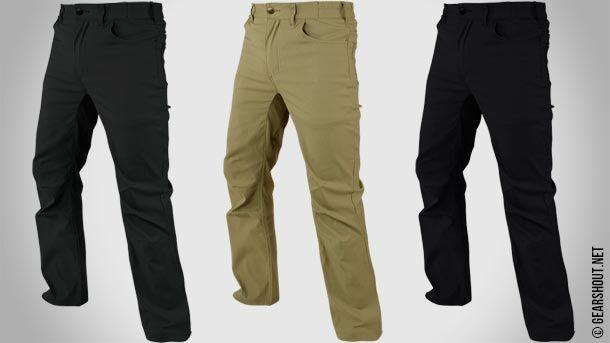 Condor Outdoor представила новые тактические брюки для повседневного использования